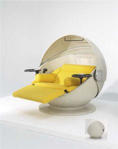 'Sunball' Lounge Chair 1969