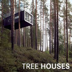 Tree Houses - eclectic - exterior - new york - Skyhorse Publishing