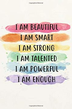 I am what I think. I am a capable, competent, caring, compassionate woman. Positive Affirmations Quotes, Self Love Affirmations, Affirmation Quotes, Encouragement Quotes, Positive Quotes, You Are Strong Quotes, I Am Quotes, Cute Quotes, I Am Beautiful Quotes