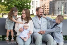 3 Month Baby   Family   Downtown Cleveland