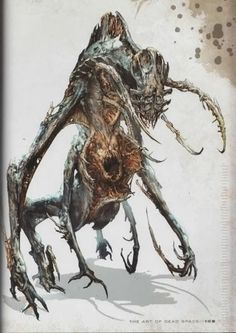 dead space concept monsters - Buscar con Google
