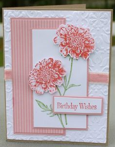 Dynamic Birthday Wishes by iluvscrapping - Cards and Paper Crafts at Splitcoaststampers