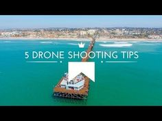 DJI Phantom You can capture amazing aerial drone photo and video shots with the DJI Phantom and here are 5 Tips and Tricks on capturing those awesome shots… (kinda like Casey Neistat sh…