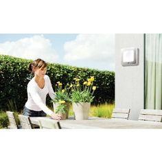 Philips Orchard 169034716 RVS Ecomoods Outdoor wandlamp