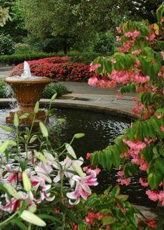 Bellingrath Gardens in Alabama