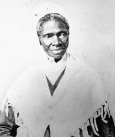 "A prominent human rights advocate and abolitionist, Sojourner Truth fought for the inclusion of African Americans into the Union Army. She spent time volunteering and bringing food and resources into the army, and helped recently-freed slaves acclimate to a new life in D.C. In her most famous address, ""Ain't I A Woman,"" she argued that women were equal in capability to men."