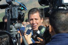 """El gobernador Miguel Márquez aseguró que """"siguen vigentes y van hacia adelante los proyectos de El Zapotillo y el Ferroférico""""; el primero está garantizado por los leoneses y jaliscienses, mientras ..."""
