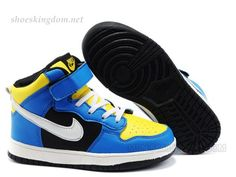 nike dunks kids