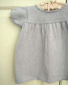 Ravelry: Traditional Mabel Dress pattern by Erika Knight
