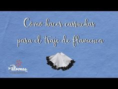 Cómo hacer carruchas para volantes - YouTube Youtube, Pasta Flexible, Movie Posters, Sewing, Templates, Dress Patterns, Sewing Patterns, Bebe, Dressmaking