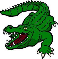 Clip Art Crocodile Clip Art pics for clipart alligator in water swim team pinterest crocodile coloured