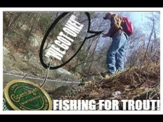 Just fishing for some trout! #outdoors #nature #sky #weather #hiking #camping #world #love https://www.youtube.com/watch?v=KPts7T0vkcs