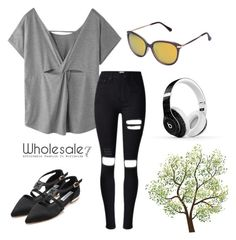 """""""Casual Street Style"""" by lee77 ❤ liked on Polyvore featuring Beats by Dr. Dre"""