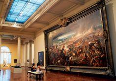 quadro de pedro americo museu de belas artes rio de janeiro