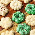 Perfect Spritz Cookies