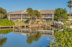Water View from Across Just Sold! Cocoa Beach Direct Waterfront Condo! #lifebythebeach #soldbyremax