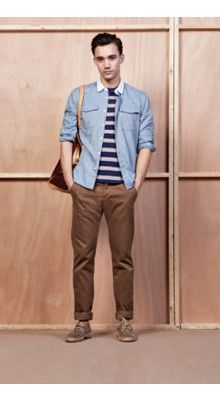 Chemise LEVIS MADE & CRAFTED - Look Casual
