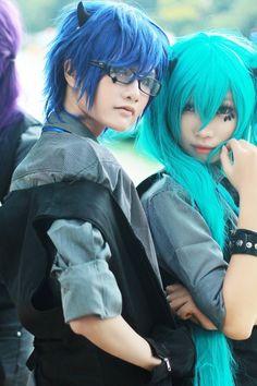 SilverX(Sil Khuyến Mãi) KAITO Cosplay Photo - WorldCosplay