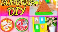 ЛЕТНИЙ DIY  SUMMER DIY - YouTube
