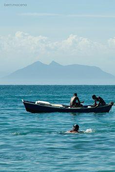 snorkeling, Buzios, Brazil