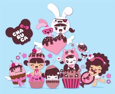 Interview with kawaii artist Charuca Vargas; the queen of cute!