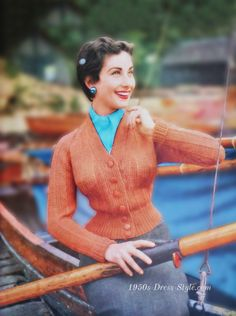 1950s Dress Style: 1950s Style Clothing