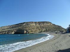 Blue Flag Beaches in Crete 2012