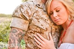 There is just something about a man in uniform <3