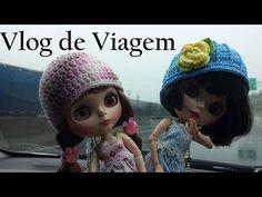 Vlog de viagem 1: Yezah e Sophie Doll em Niterói - RJ