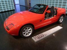 BMW Z1 (1988) @ BMW Museum