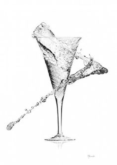 Prints for sale: champagne