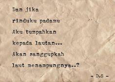 Puisi - Puisi Cinta - Puisi Singkat - Poems - Poetry #Indonesia