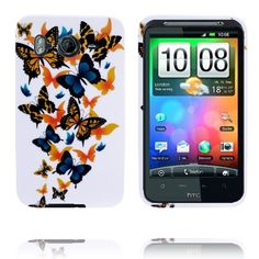 Symphony (Blandede Sommerfugle) HTC Desire HD Cover