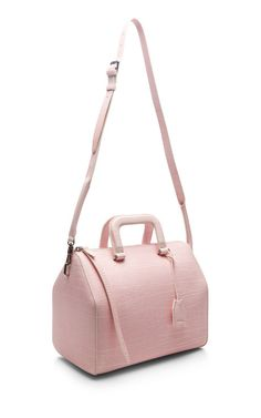 Wednesday Small Boston Satchel In Rose by 3.1 Phillip Lim for Preorder on Moda Operandi