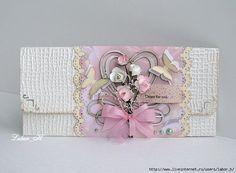 Картинки по запросу конверт для денег ручной работы Handmade Envelopes, Decorated Envelopes, Envelope Art, Gift Envelope, Money Envelopes, Card Envelopes, Shaped Cards, Vintage Crafts, Flower Cards