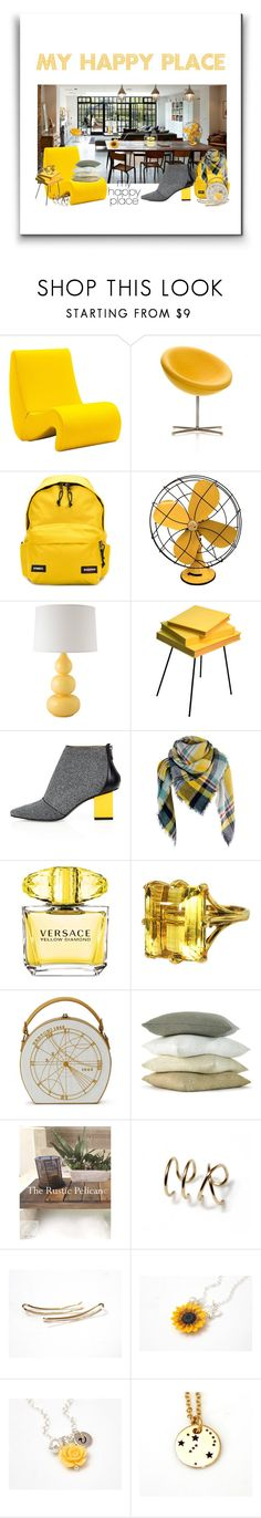"""Sweet Home"" by treasury ❤ liked on Polyvore featuring Vitra, Vetements, Emerson, RJF Ceramics, Valsecchi 1918, Kim Kwang, Versace, Gemjunky, Bertoni and Peacock Alley"
