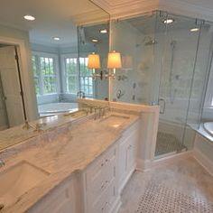 traditional bathroom by Davidson Builders, inc.