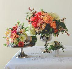Garden Party: Bold Wedding Bouquets | Bridal and Wedding Planning Resource for Wisconsin Weddings | Wisconsin Bride Magazine