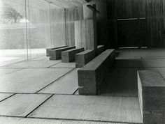 HIC Arquitectura » Juliaan Lampens | OLV Kapel van Kerselare Oudenaarde, 1961