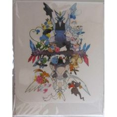 Pokemon Center 2012 Black White Kyurem Growlithe Snivy Eevee & Friends Large Size Deck Box
