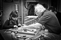 Mecanoo model workshop