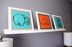 cute, colorful prints