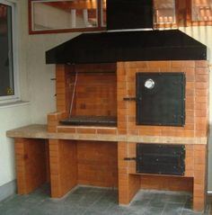 Quinchos on Pinterest | Barbacoa, Outdoor Kitchens and Pergolas