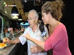 """Las bravas del Docamar en un video que emitió Madrid Directo en 2010 donde se explica el """"truco"""" de la espacialidad de la casa"""