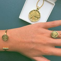 Love these pieces by @mimoneda from @matthewstephensjewellers  #solidgold #gold #mimoneda #jewellery #style #fashion #trend #paris ❤️