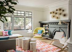 Studio Munroe Modern Luxury Home Living Room