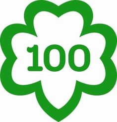 1912-2012: 100 years of building girls of courage, confidence and character to make the world a better place....GIRL SCOUTS!