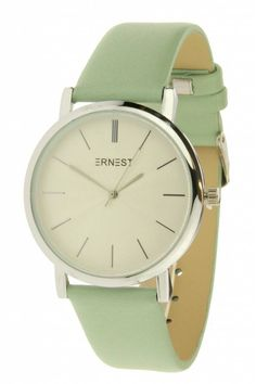 Ernest Timeless Silver Mint - available at sazou.nl