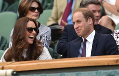 Kate Middleton wore Ray-Ban Wayfarers when she attended this year's Wimbledon finals