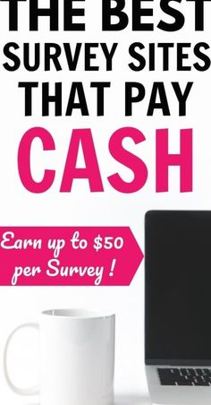Legit Paid Surveys, Survey Sites That Pay, Take Surveys, Making Extra Cash, Online Tutorials, Money From Home, Earn Money Online, Extra Money, Free Games